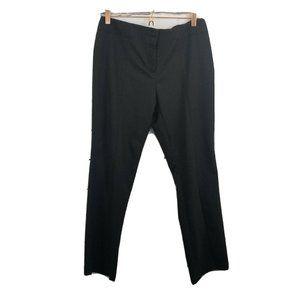 Chicos So Slimming Sz 2 Short Black Career Pants